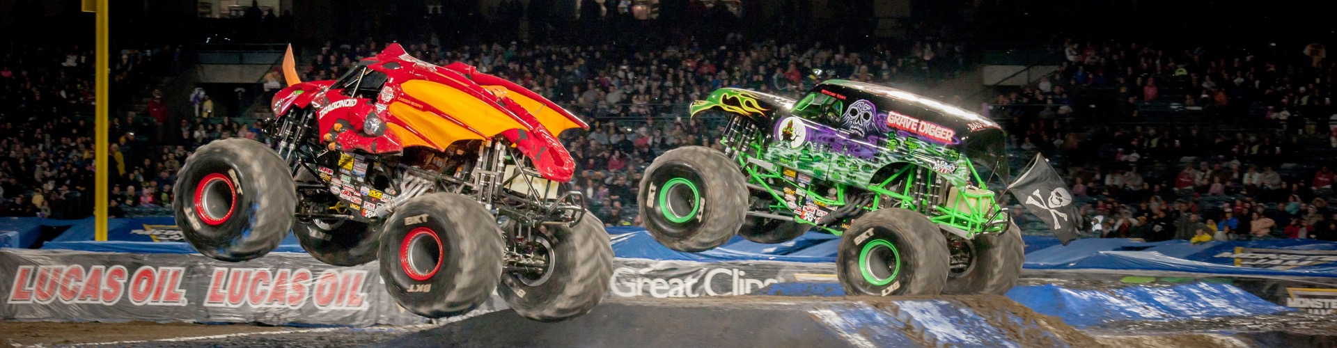 Monster Jam Event Details