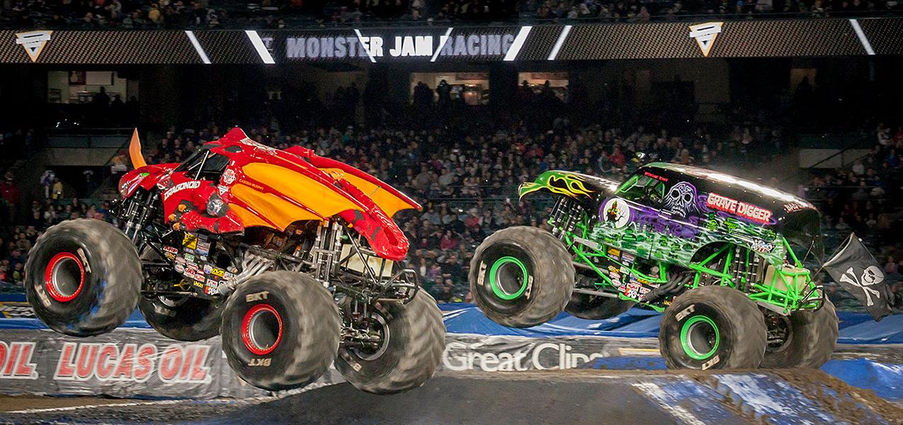 Monster Jam Event Details