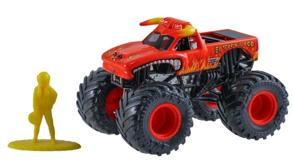 El Toro Loco Toy Truck