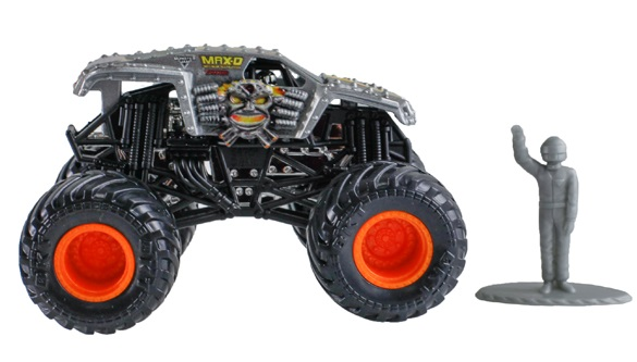 Photo of Monster Jam Max D toy