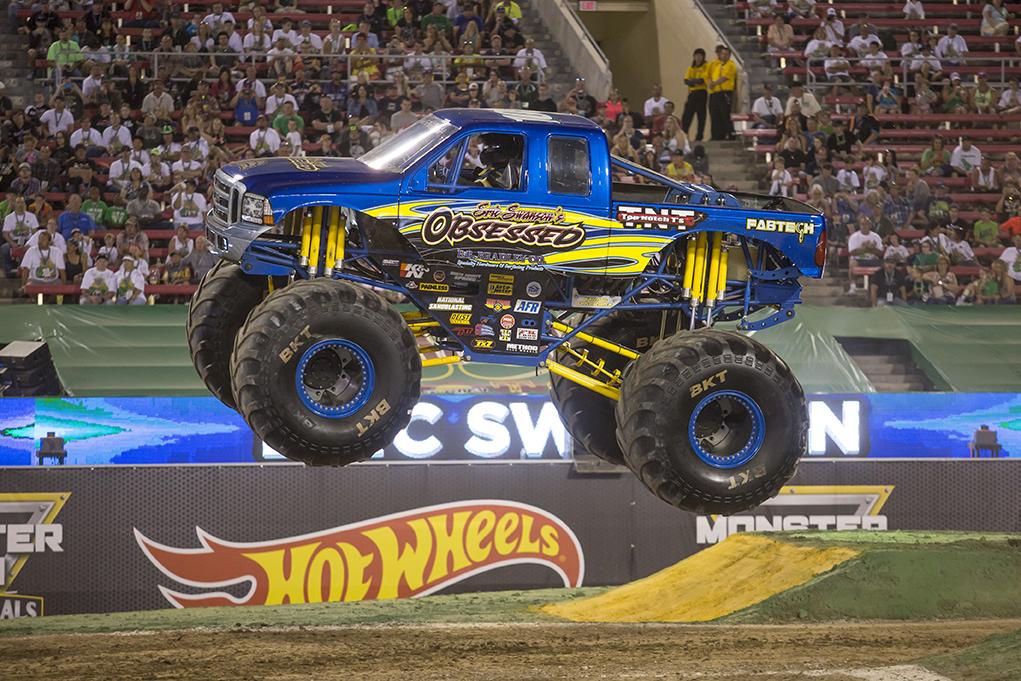Obsessed Monster Jam Truck