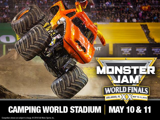 c3812497c5b Monster Jam World Finals XX