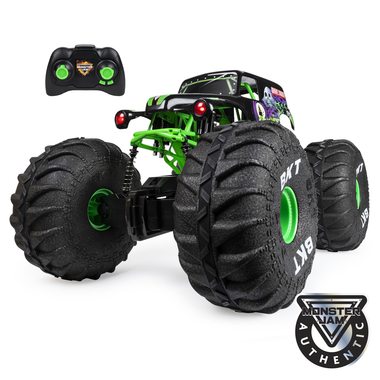 Mega Grave Digger Toy