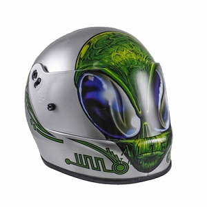 Alien Invasion​​​​​​​ Helmet