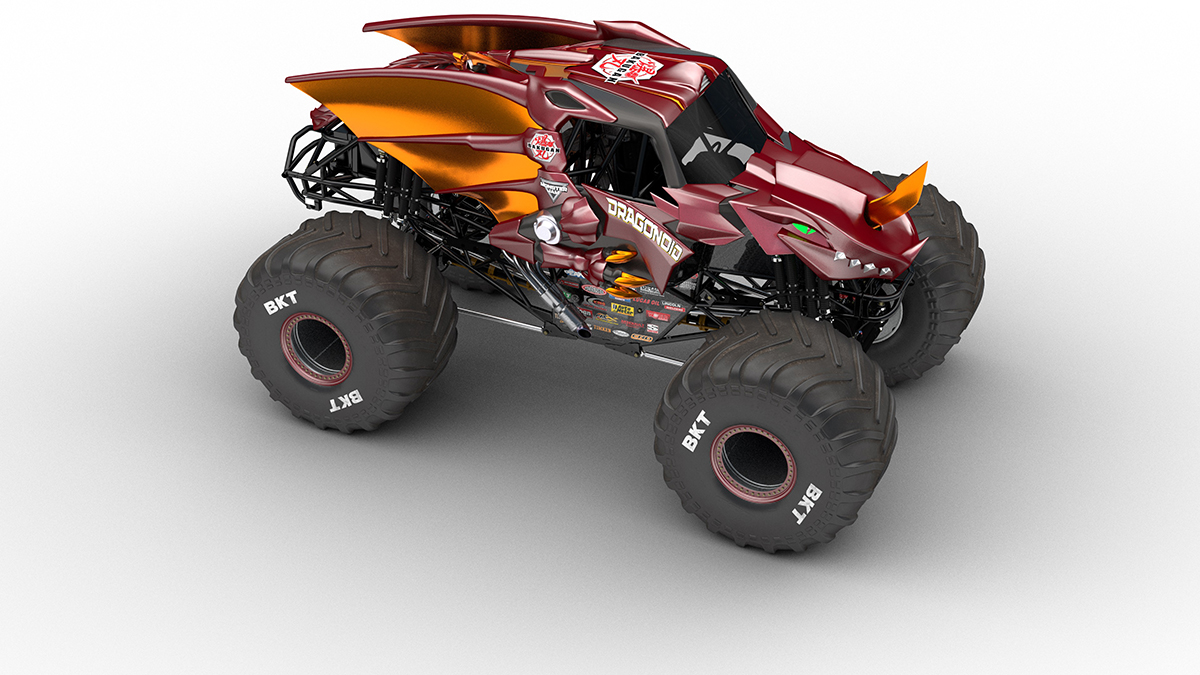 New For 2019 Monster Jam