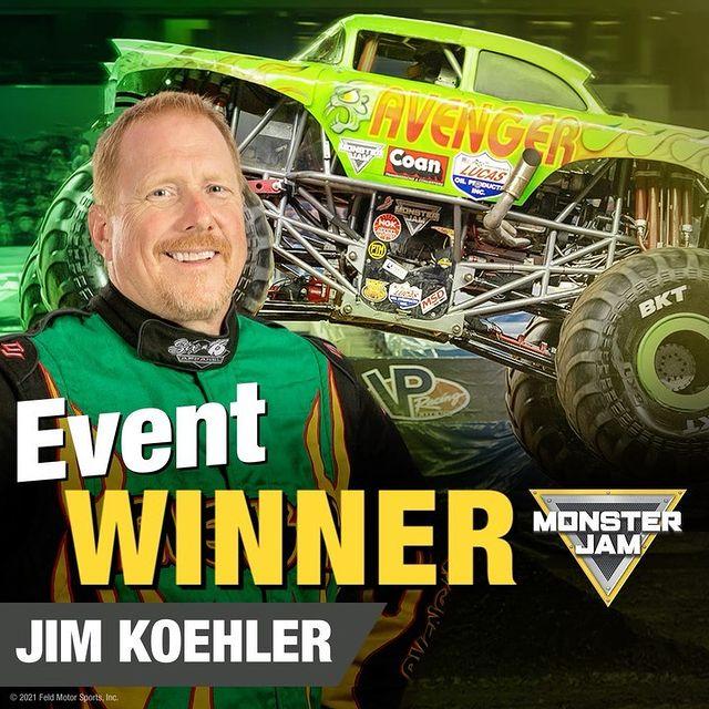 Event Winner:Jim Koehler