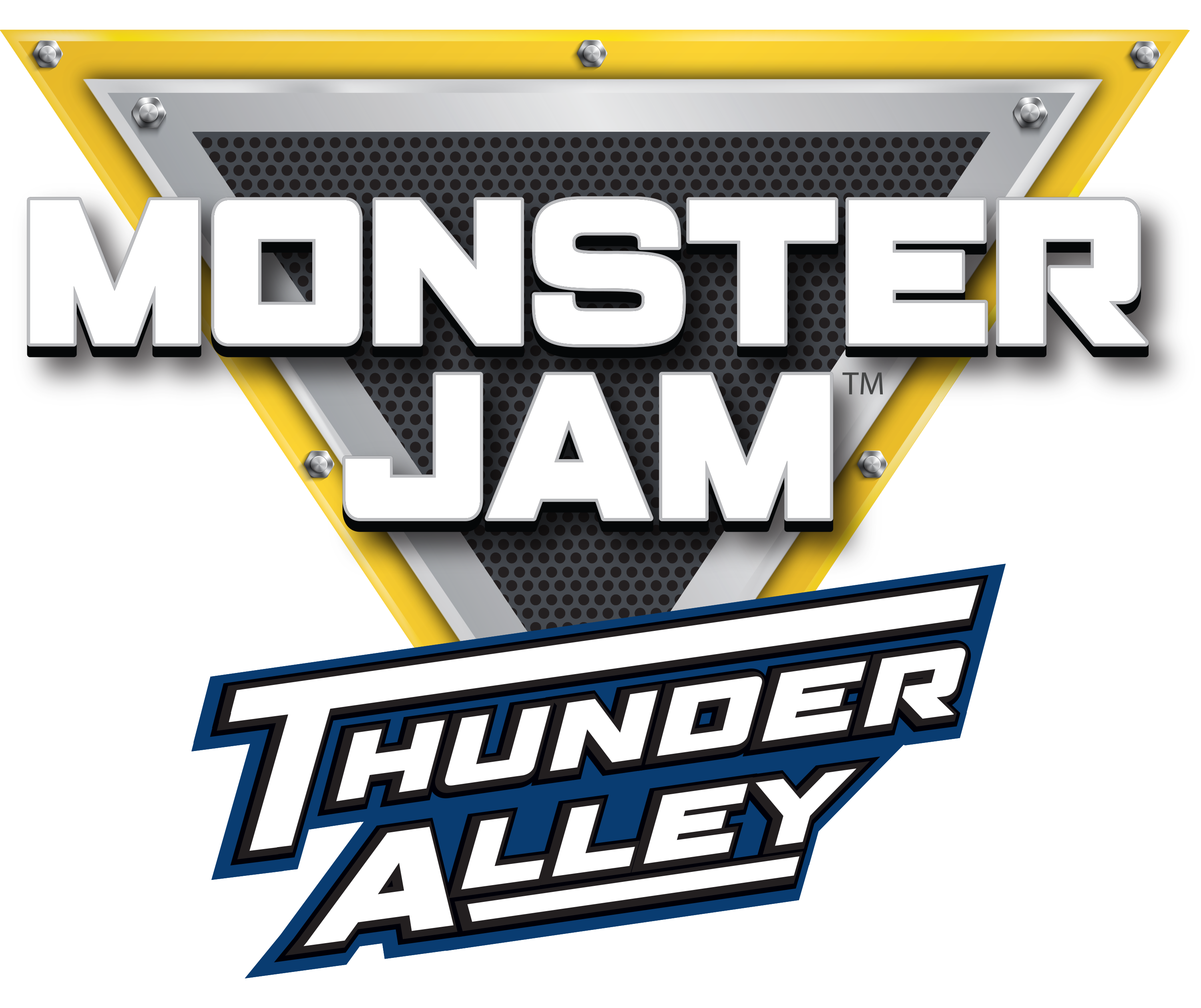 Monster Jam Thunder Alley