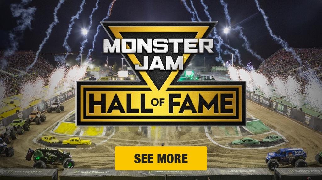 Monster Jam Hall of Fame
