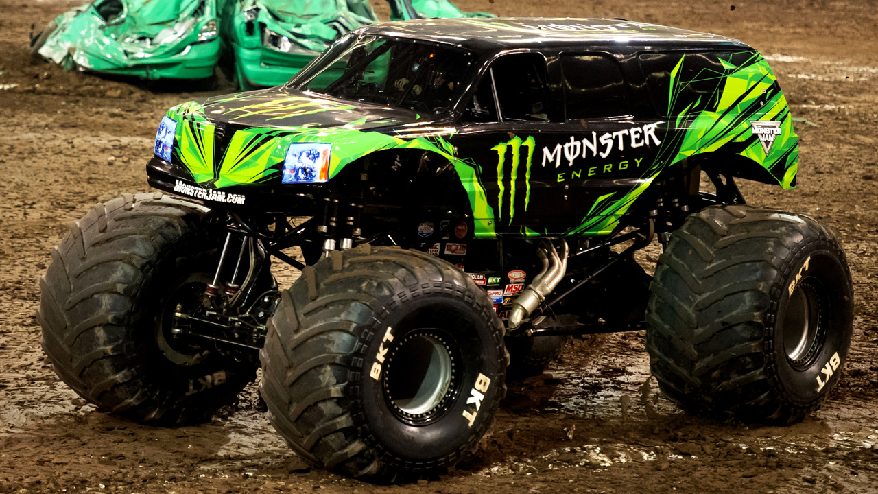 Monster Energy Monster Jam Japan