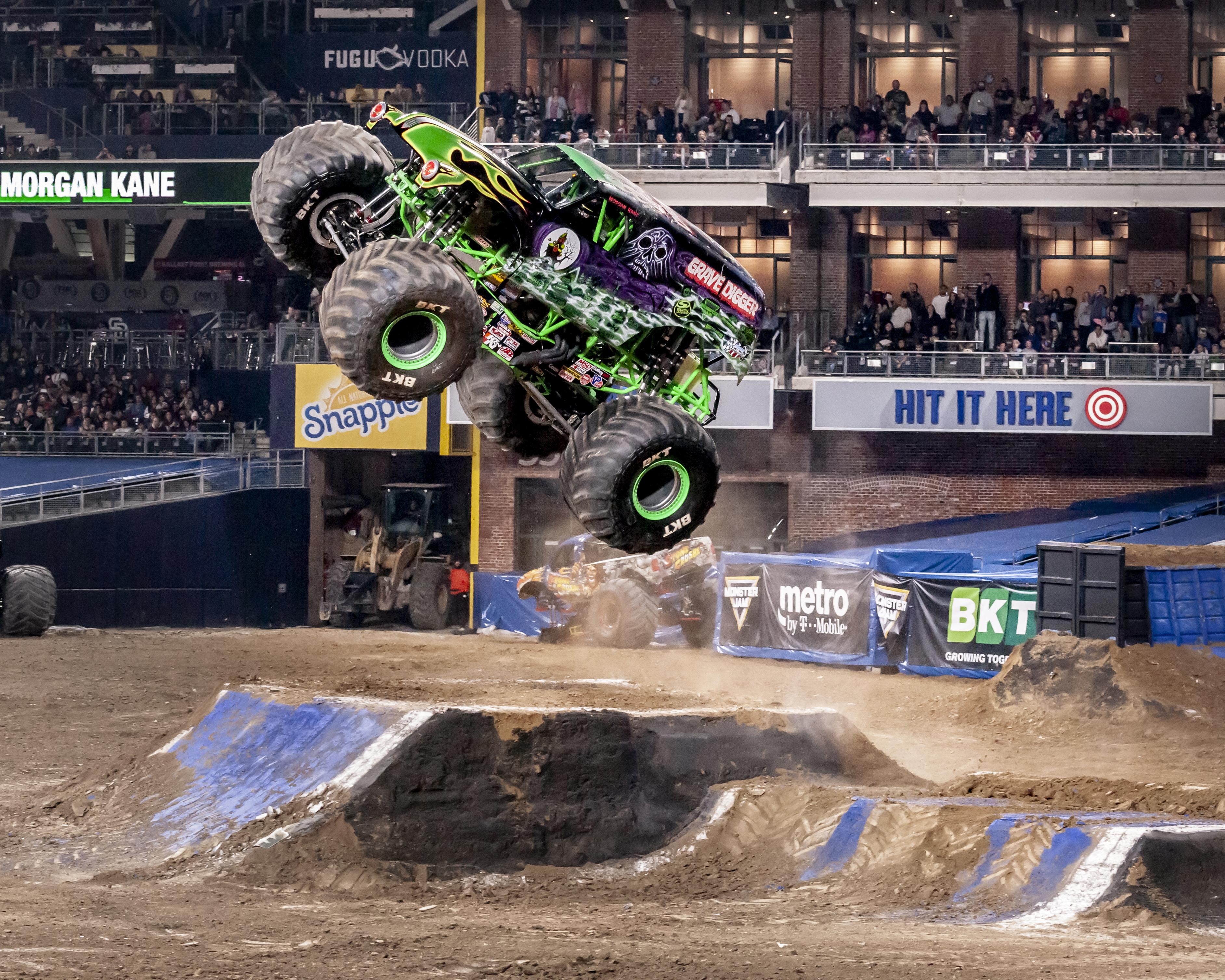 Monster Jam Events 2020.San Diego 2020 Monster Jam