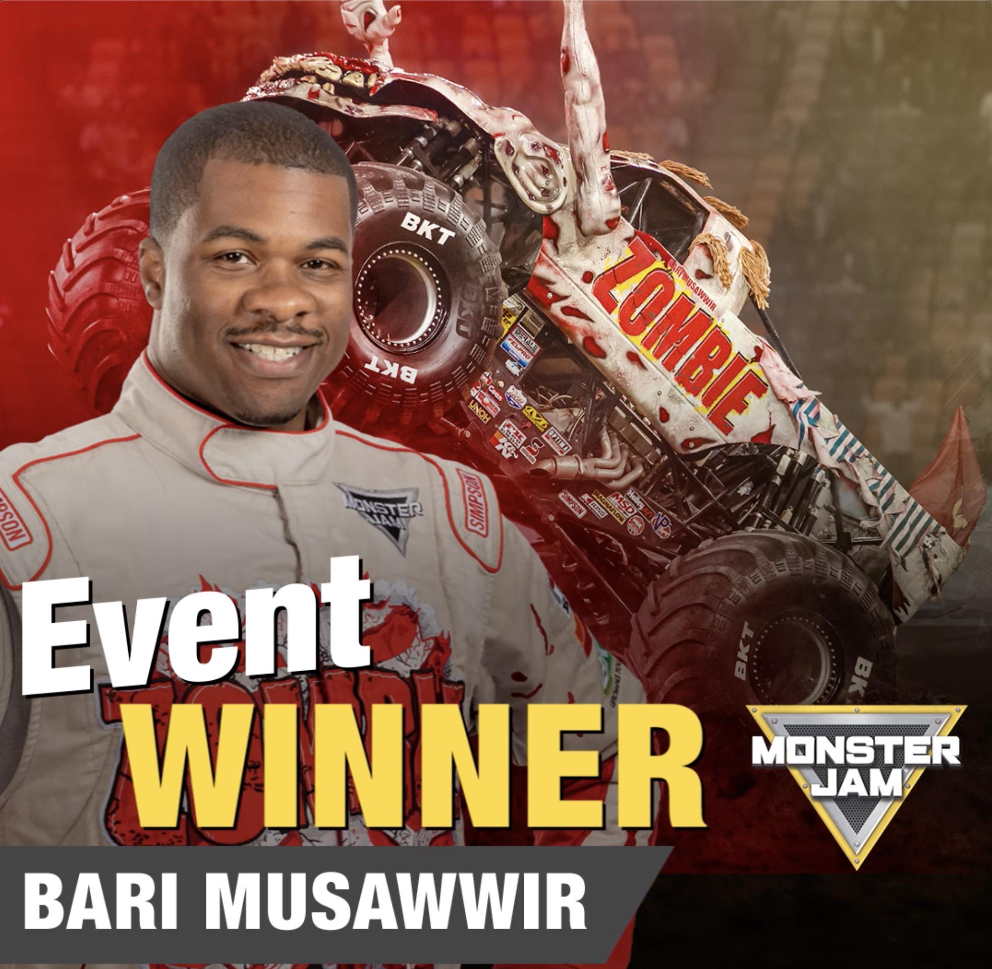 Bari Event Winner