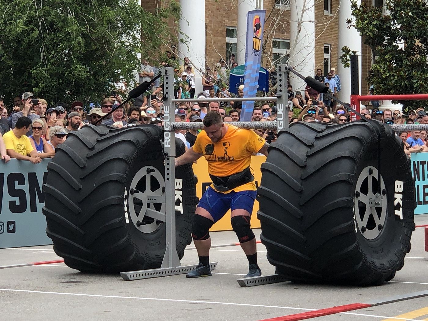 Tire Lift