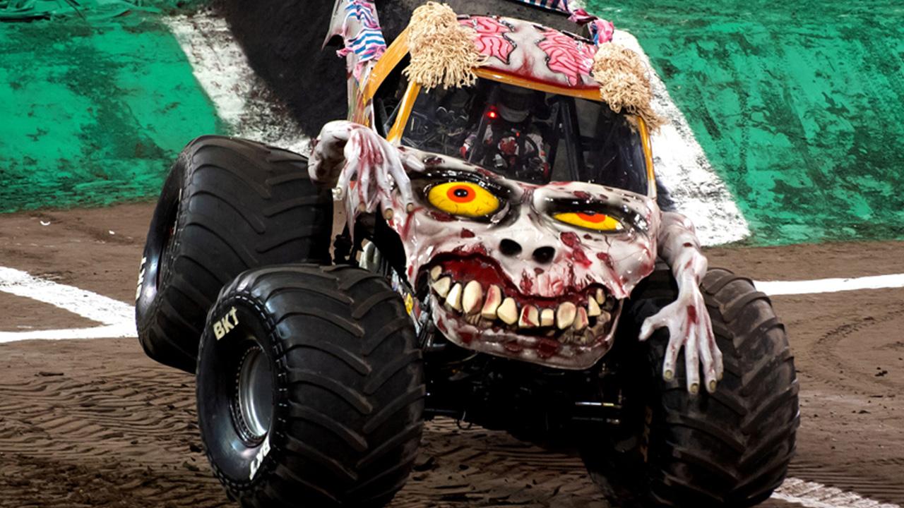 Zombie Monster Jam Japan