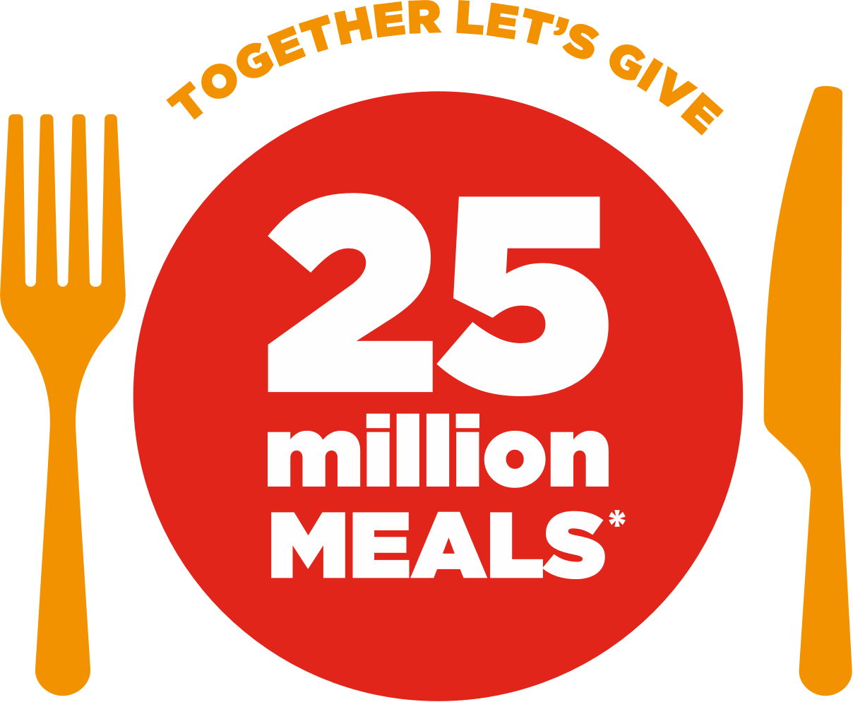 CIRCLE K - Together let's Give 25 Million Meals