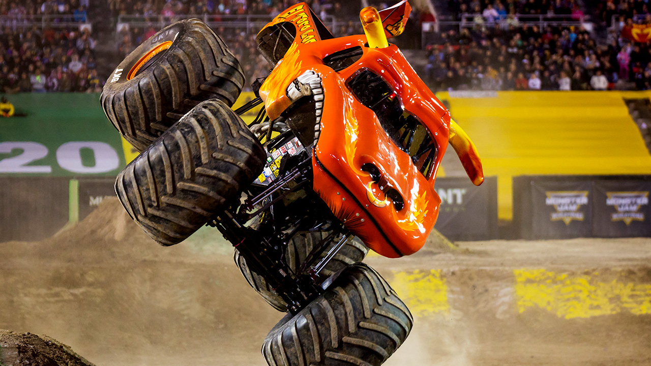EL Toro Loco Monster Jam Japan