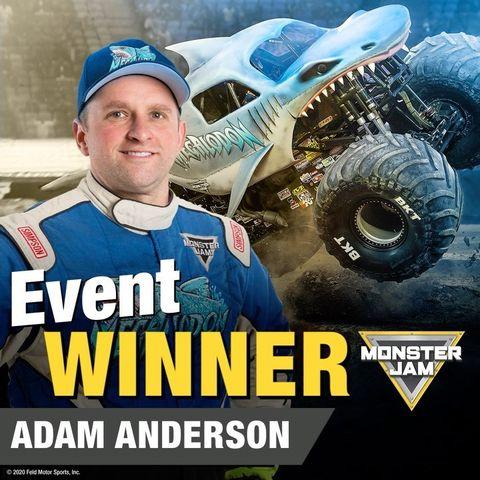 Event Winner:Megalodon