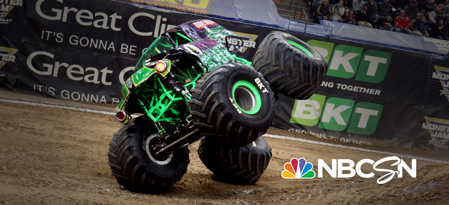 TV Listings | Monster Jam
