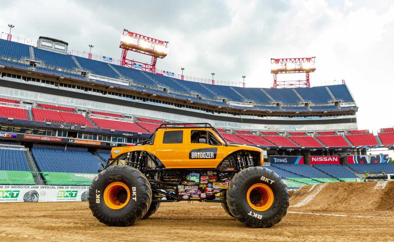 MONSTER JAM 2018 BY THE NUMBERS | Monster Jam
