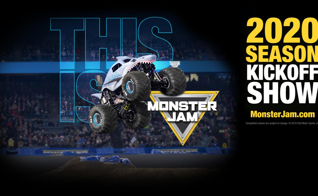 Monster Jam 2020 Season Announcement | Monster Jam