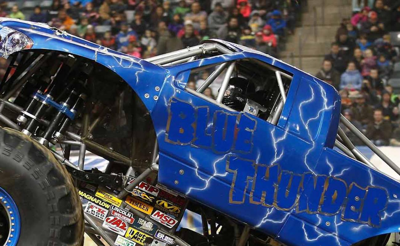 monster jam world finals championship is a feat that every