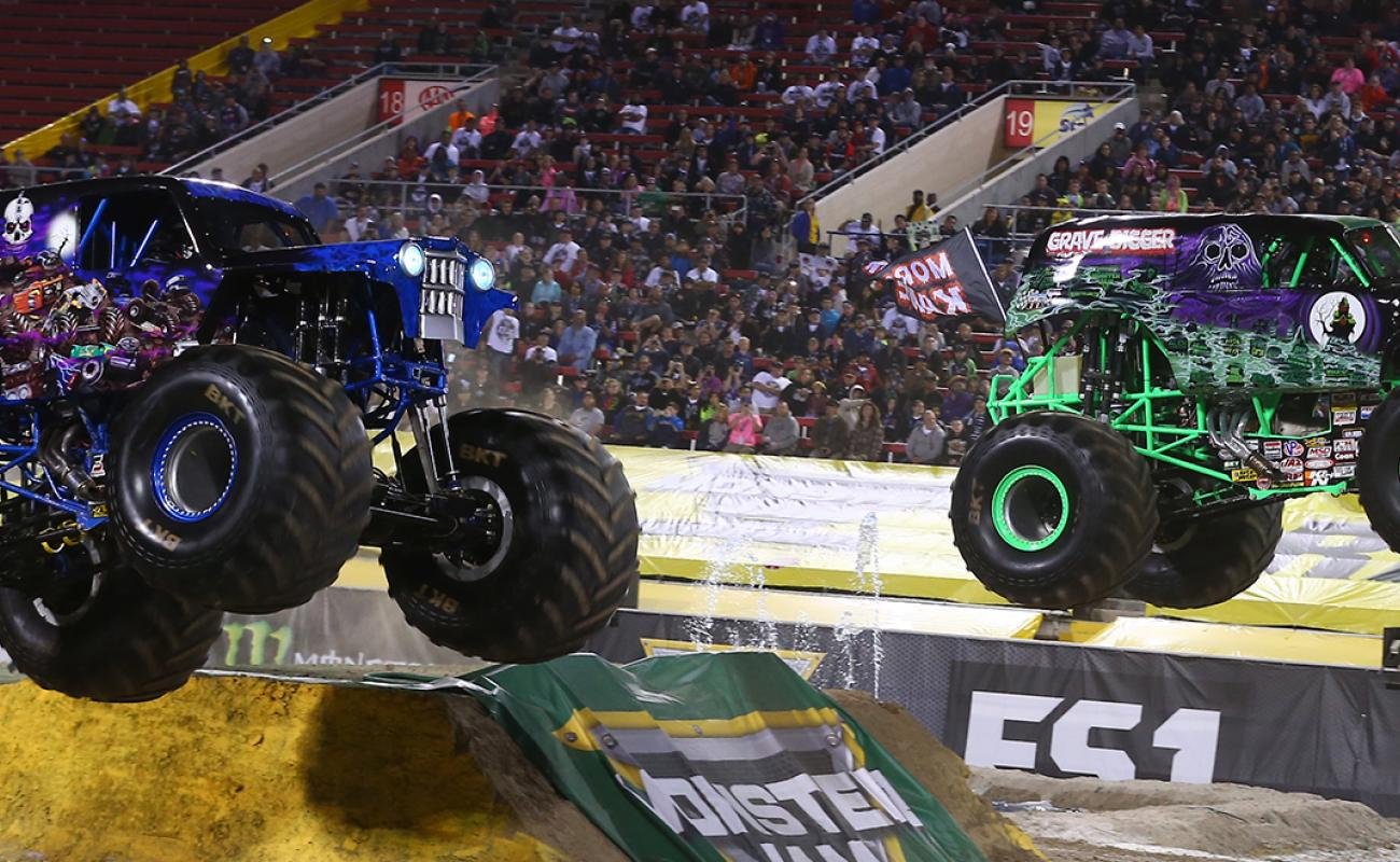 Monster Jam by the Numbers Monster Jam