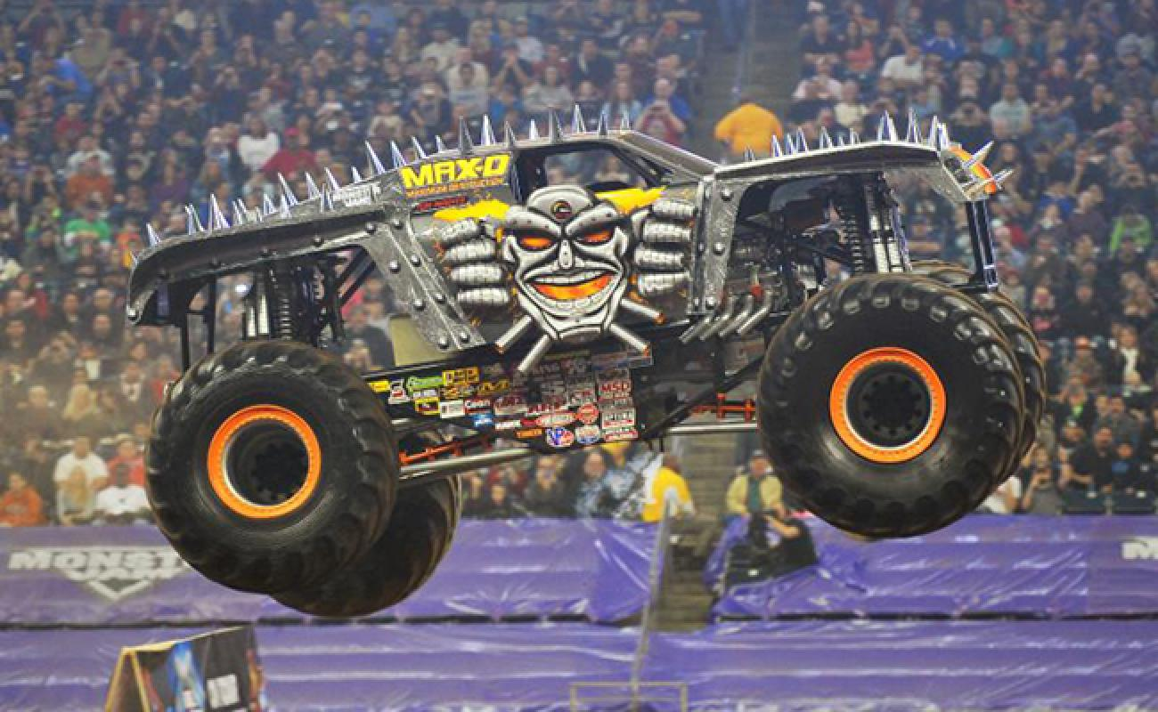 Indianapolis Star |Tom Meents Monster Truck Driver