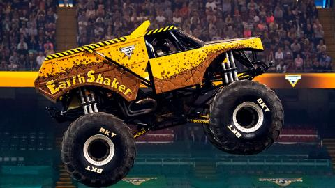 2019 Monster Jam Season Kickoff and Presale Sep 18