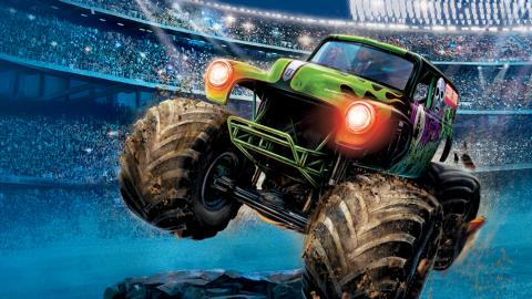 Monster Jam McDonalds Promotion