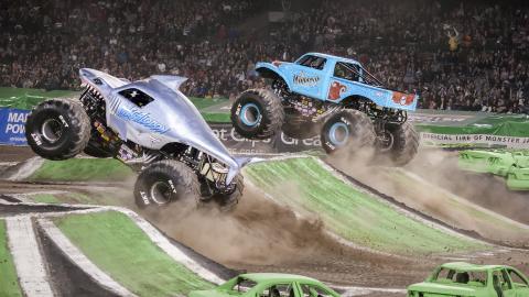 Anaheim Race