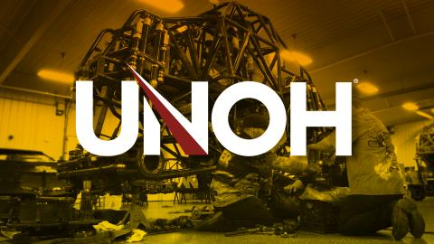 UNOH Joins Monster Jam