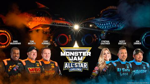 MONSTER JAM ALL-STAR