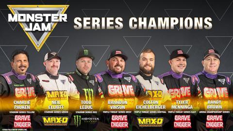 Series Champions