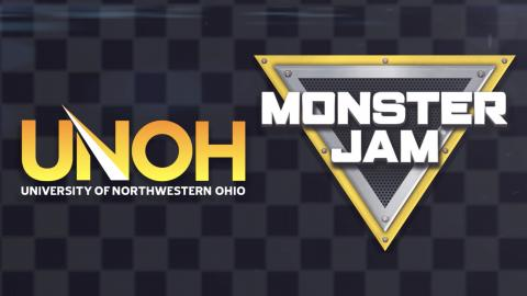 UNOH and Monster Jam