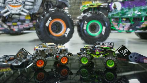 LEGO Technic Monster Jam Trucks