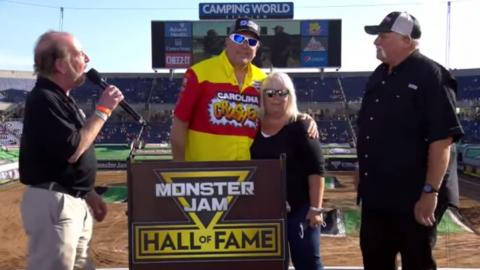 Monster Jam Hall of Fame Class of 2021 Announced