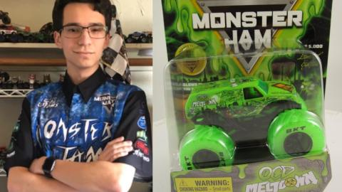 OCD Meltdown: Monster Jam Superstore Exclusive Diecast Release