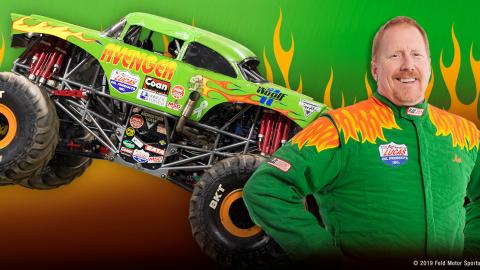 Drivers Monster Jam
