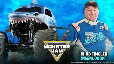 Chad Tingler Megalodon