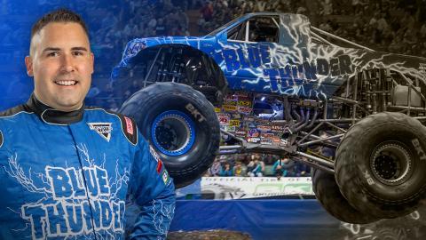 Tony Ochs Blue Thunder