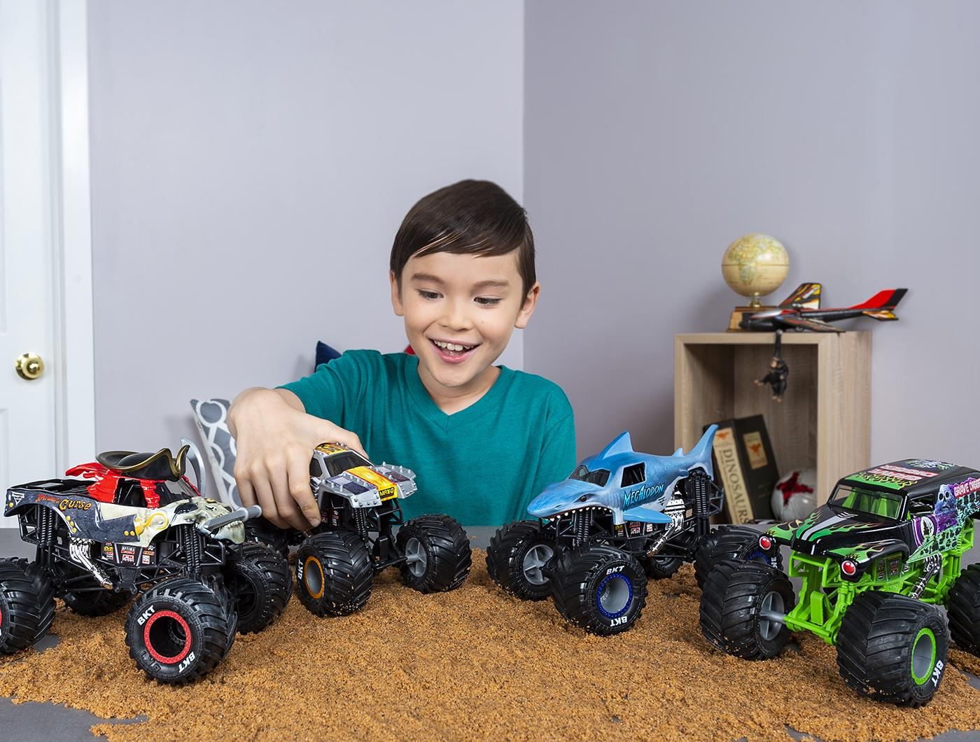 Monster Jam S New Toy Partner Monster Jam