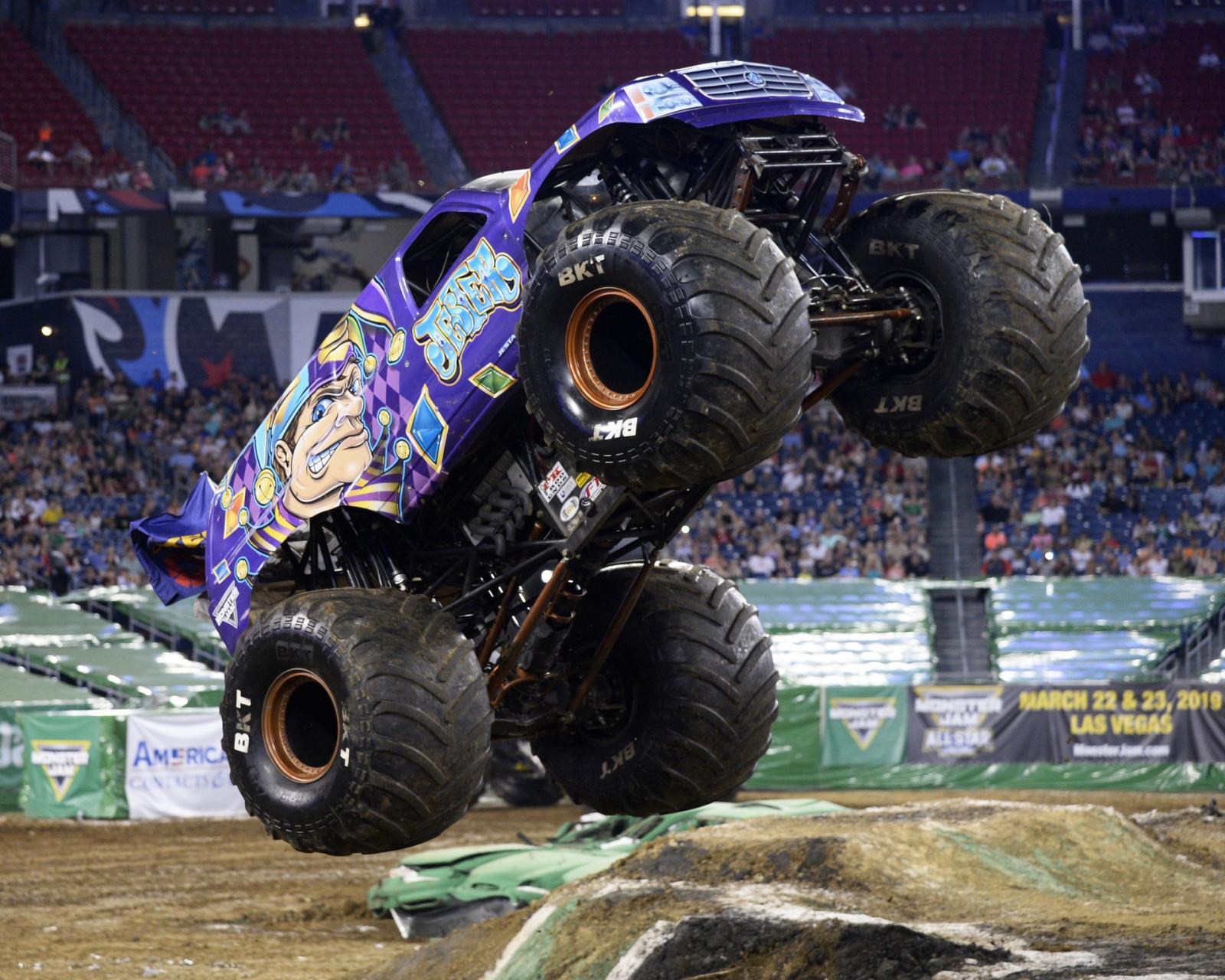Jester Monster Jam Truck Monster Jam