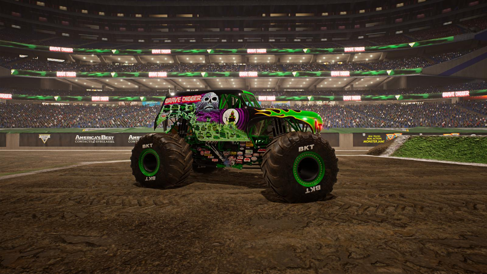 Monster Jam Steel Titans Monster Jam