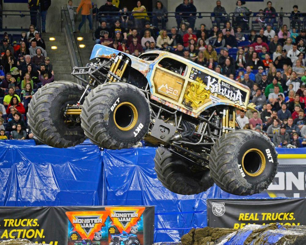 Big Kahuna Monster Jam Truck Monster Jam