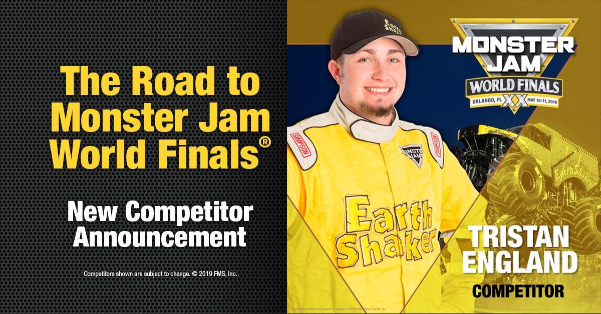 c8542af842c First Qualifier for Monster Jam World Finals XX
