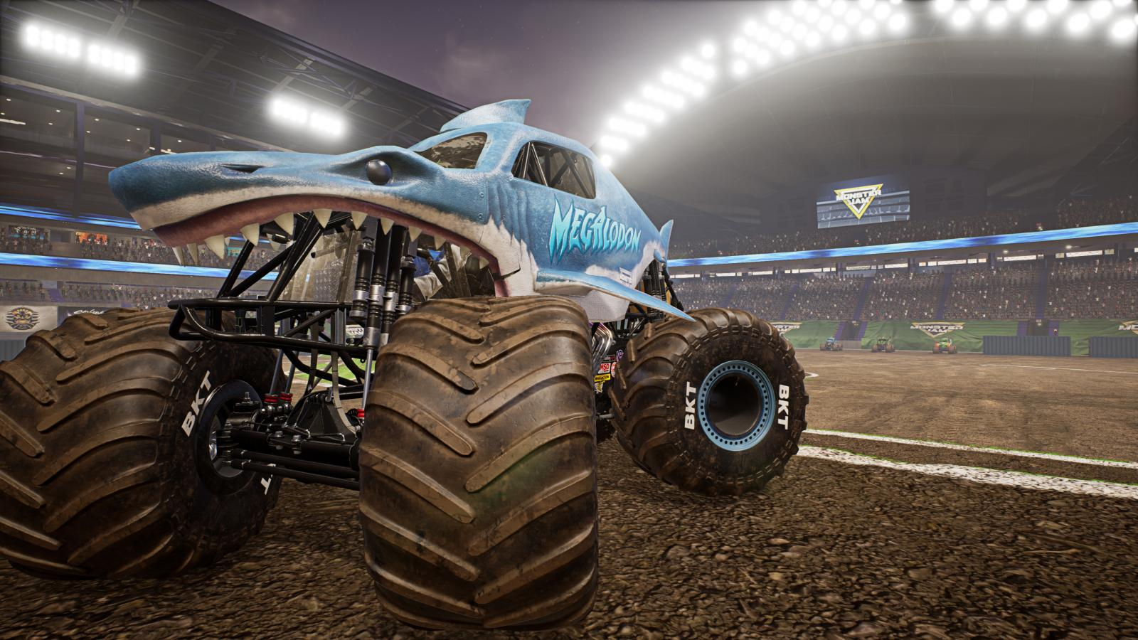 New Video Game Available Now Monster Jam