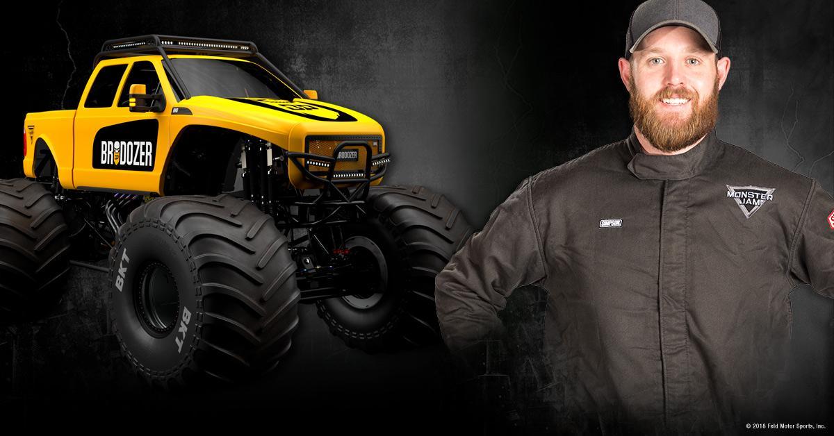 Truck Accessories Store >> Colt Stephens Monster Jam Driver | Monster Jam