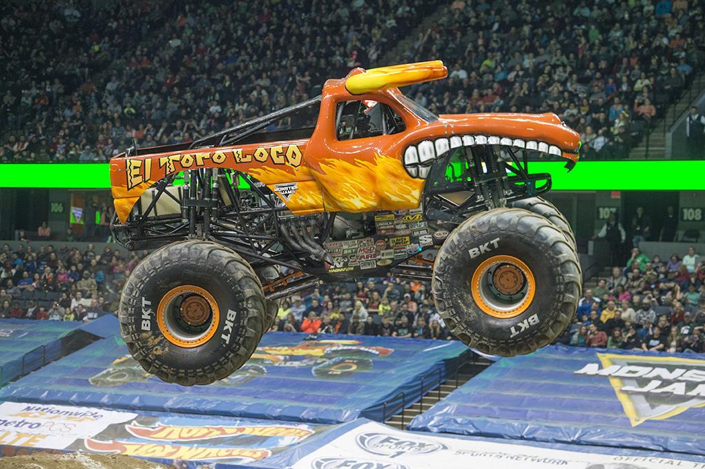 El Toro Loco Monster Jam Truck Monster Jam