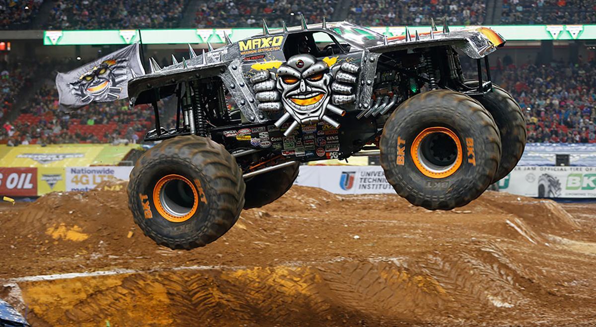 Atlanta Ga Feb 24 25 Mercedes Benz Stadium Monster Jam