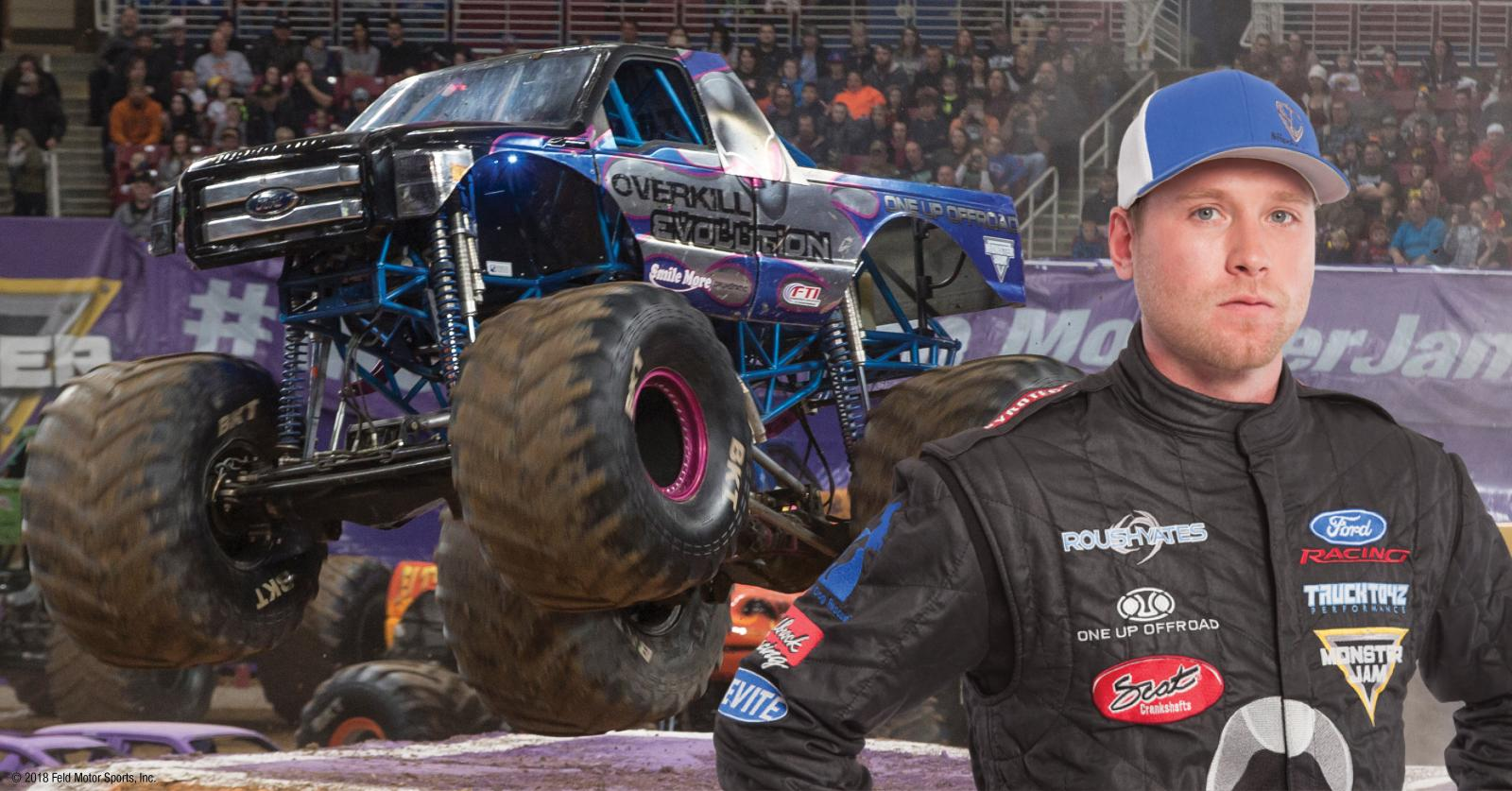 Mike Vaters Ii Monster Jam Driver Monster Jam