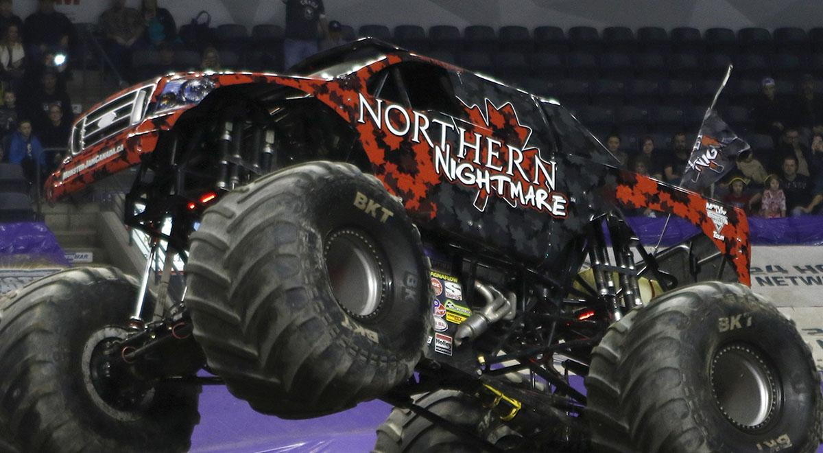 Calgary Ab Stampede Grandstand Sept 8 9 Monster Jam